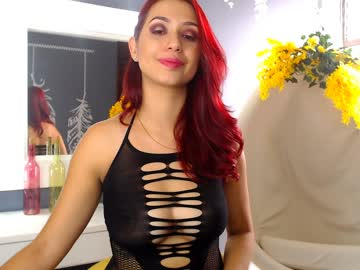 [22-08-19] lara__red record show with cum