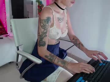[25-06-21] 0skinny record webcam video from Chaturbate
