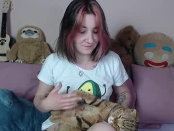 [19-01-21] the_cutest_kitten record private sex video from Chaturbate.com