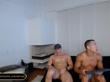 [26-09-21] hot_guys_have_fun blowjob video from Chaturbate