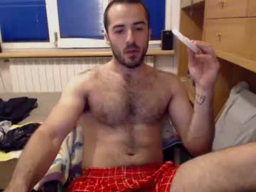 [03-04-19] sexyhairystud show with cum from Chaturbate
