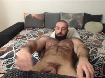 [31-12-19] muscle0max webcam show