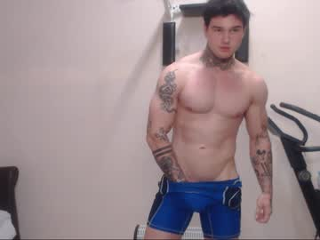 [23-08-19] andy_hunk private show from Chaturbate