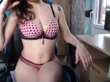 [04-03-21] dirty_eva private show video