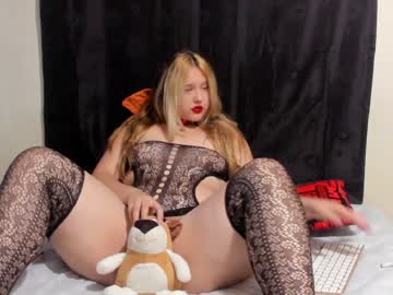 [08-07-20] sweetie_blondee record show with cum from Chaturbate