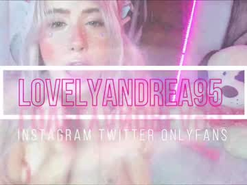 [28-10-20] lovelyandrea_ private show from Chaturbate
