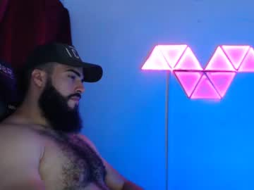 [09-01-21] bear_khan record public show from Chaturbate