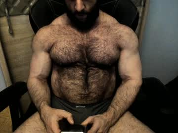 [18-01-21] heavenlymuscledbeast private XXX show from Chaturbate
