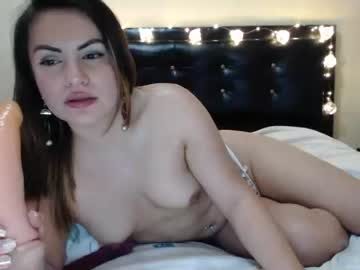 [29-02-20] crishornylove record video with dildo
