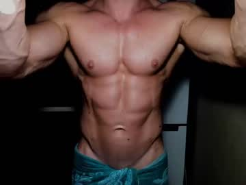 [25-04-19] muscle_johnson private sex video from Chaturbate.com