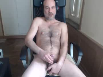[19-03-20] hairyman54 private sex video from Chaturbate