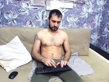 [25-01-21] oliver_strong blowjob show from Chaturbate