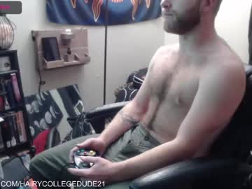 [10-12-20] hairycollegedude21 record private show from Chaturbate