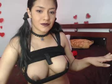 [25-09-20] arianitha_xox cam video from Chaturbate