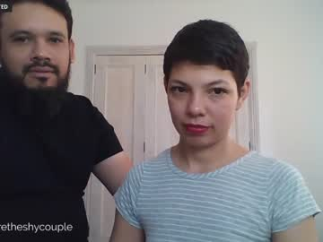 [24-02-20] _theshycouple_ blowjob show from Chaturbate.com