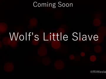 [05-06-19] wolfslittleslave record private sex show from Chaturbate