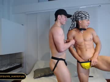 [06-05-21] hot_guys_have_fun record blowjob video from Chaturbate