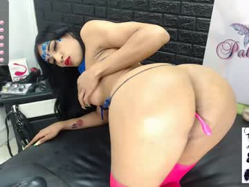 [05-10-19] patricia_lover_ts show with toys from Chaturbate.com