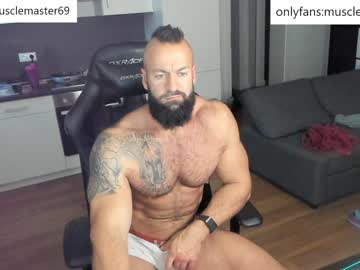[16-10-21] musclemaster69 private from Chaturbate