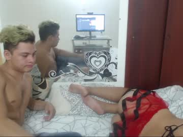 [06-08-19] paula_andres record private XXX show