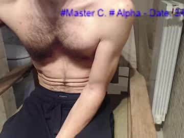 [06-03-21] alpha_male_master_c blowjob show from Chaturbate.com