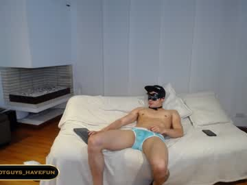 [24-05-21] hot_guys_have_fun blowjob video from Chaturbate