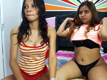 [28-10-20] horny2girlsdirty_ record public webcam from Chaturbate
