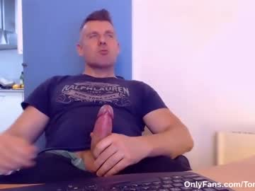 [04-11-20] tomfoxcam record video with dildo