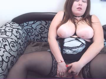[07-04-19] flame_beauty record video with dildo
