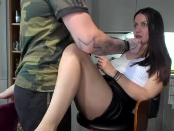 [12-06-21] tattoo_couple77 record public show from Chaturbate