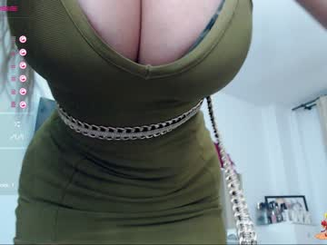 [31-08-19] miss_elena record show with cum