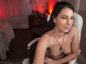 [23-06-20] audrey_ record show with cum