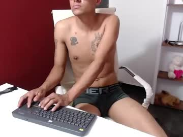 [13-04-21] hunter_pok record show with toys from Chaturbate.com