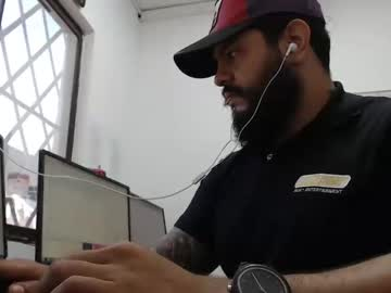 [16-01-20] tattedandbearded record private from Chaturbate