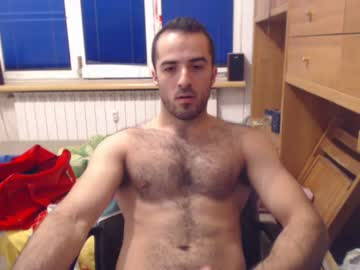 [27-03-19] sexyhairystud record private show