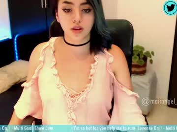 [02-03-21] maitte_angel record private show from Chaturbate