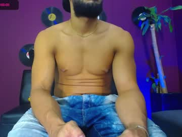 [17-02-21] carlosmuscle23 private show video